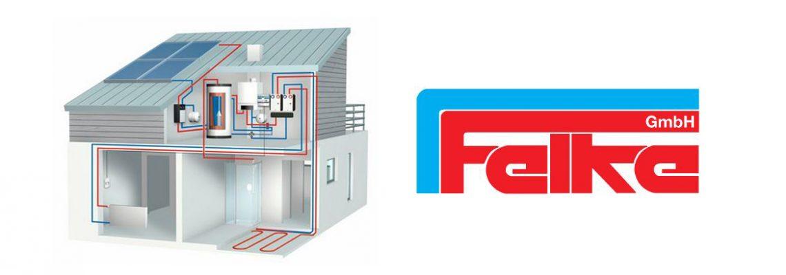 Felke GmbH - Heizsysteme -Heizung - Service und Kundendienst