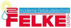 Neues Firmen-Logo der Felke GmbH